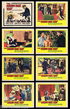 THE MUSIC BOX KID Vintage Lobby Card set Ronald Foster Luana Peters Film Noir
