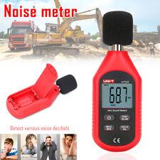 Profi Schallpegelmesser Lärm Messgerät 30-130dB Lautstärke Dezibel Geräuschpegel