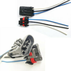 For 2005-2013 Chevrolet Corvette C6 Wire Harness Cooling Fan Connector Adapter