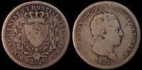 pci722) Savoia Carlo Felice 2 lira GE 1827