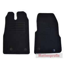Mattenprofi Velours Fußmatten für Ford Transit Custom Kasten 2-Sitz ab Bj.2015