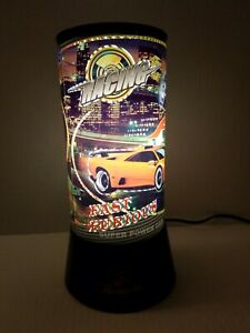 Fast And Furious The Brilliant Flying Car Motion Lamp Preowned