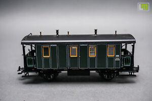 H0 Trix - Postwagen K.Bay.Sts.B. //Y_500