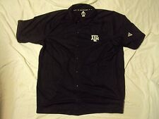 adidas Texas A&M ClimaLite Short-Sleeved Golf Shirt Adult Size XL NWOT!