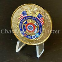D17 White House Communications Agency 65th Anniversary Challenge Coin Serialized