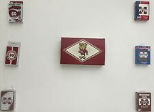 Miss Playing Cards 24 Decks Mississippi State University Bulldogs NCAA College
