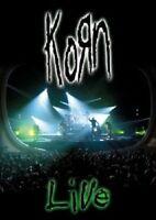 """KORN """"LIVE AT HAMMERSTEIN"""" DVD NEUWARE!!!!!!!!!!!!!!!!!"""