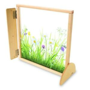 """Nature View Room Divider Panel 24""""W"""