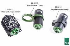 Radium Fuel Filter Kit 1pc Clamp, 60mm, Heat Exchanger 20-0221