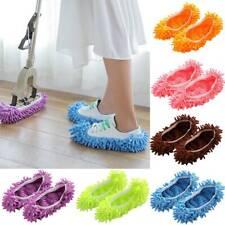 Mop Schuhe Bodenwischer Wischmop Reiniger Hausschuhe Hülle Abnehmbaren Werkzeug