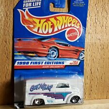 Hot Wheels First Edition 1998 DAIRY DELIVERY  GOT MILK  SEALED  NEW