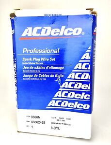 ACDELCO 9508N PROFESSIONAL SPARK PLUG WIRE SET