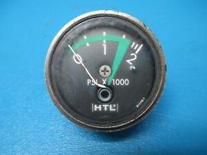 HTL 0-2000 PSI Pressure Indicator PN: 05167-18320903-1 (9302)