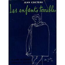 Les enfants terribles / Cocteau, Jean / Réf6511
