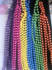 Fashion necklace 55'' in length, (pick 1 from 6 colors or buy all for cheap!)