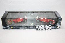 Ferrari F2001 Constructors' Champions • Schumacher/Bar • 2001 • HotWheels • 1:43