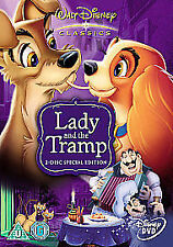 Lady And The Tramp (DVD, 2006, 2-Disc Set, Box Set)walt disney