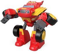 Blaze and the Monster Machines BLAZE Transforming Robot Rider FPJ40