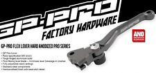 Honda CR500 CR 500 GP Pro Anodised Flexi Pivot Levers Pro Brake Clutch 87-02