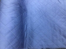 QUILTED FABRIC LILAC DOUBLE SIDED Insulation Equestrian Jackets Dress Soft 150cm