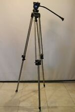 Miller Single Stage 75mm Ball Base Tripod with 20 Series II Fluid Head