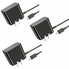 3x 1.8A Micro USB Home Wall Charger Adapter for BlackBerry Playbook Tablets