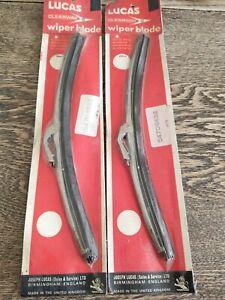 """SUNBEAM ALPINETRIUMPH GT6 TR6 AUSTIN 1100 1300 MG KESTREL TRICO 11"""" WIPER BLADES"""