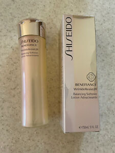 Shiseido Benefiance Wrinkle Resist 24 Balancing Softener 5 oz NEW