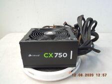 Corsair CX750 750Watts Power Supply * Model 75-001447 * P/N: CP-9020015 * Tested