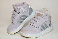 Adidas EE9602 Hoops Mid 2.0 Kids Toddlers Little Girls 8K 25 Sneakers Shoes