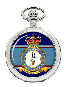 26 Squadron, RAF Pocket Watch
