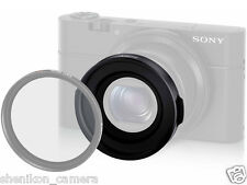 100% New Unused Sony VFA-49R1 Filter Adapter Holder Cyber-shot RX100 II RX100M2