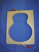 GIBSON J 200 GUITAR MOLD BUILDING FORM