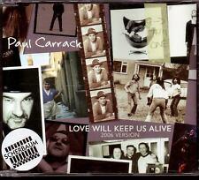 PAUL CARRACK Love Will Keep Us Alive EURO CD SINGLE