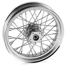 "40 SPOKE 16"" 16 X 3"" REAR WHEEL HARLEY SHOVELHEAD FX FXS LOW RIDER FXRS 77-84"