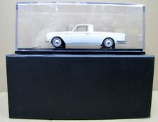 1/43 RESIN MODEL Rolls-Royce 1965 Silver Shadow Pick-Up (White)