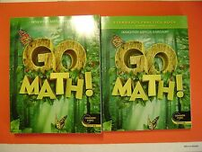 Go Math! Student Edition with Practice Book Grade 1 (Common Core Edition)