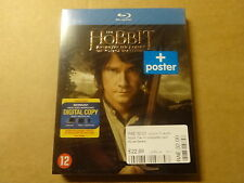 2-DISC BLU-RAY / THE HOBBIT - AN UNEXPECTED JOURNEY / UN VOYAGE INATTENDU