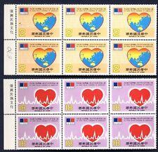 CHINA -1983- Cardiology Club 2V Specimen - MNH