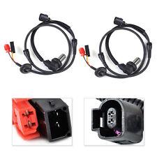 Front ABS Wheel Speed Sensor 8D0927803D Fit For Audi A4 A6 VW Passat B5 2000-05