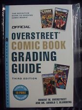 Overstreet Comic Book Grading Guide Third (3rd) Edition