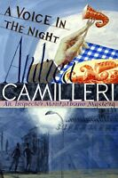 A Voice in the Night (Inspector Montalbano myste, Camilleri, Andrea, New