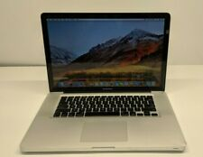 "Apple MacBook Pro 15"" Early 2011 Core i7 2.0GHz 4GB RAM 500GB"