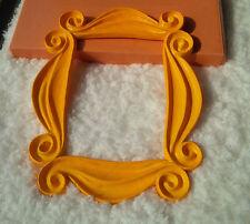 New Friends Yellow Peephole Frame as Seen on Monica's Door on Friends TV Show