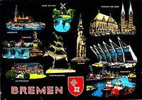 Bremen , Ansichtskarte ,1972 gelaufen