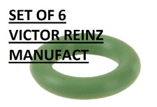 Fuel Injector O-Ring Lower 454 070 ELRING OR VICTOR REINZ MANUFACT