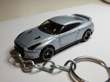 Hot Wheels Fast 'n' Furious Nissan Skyline GT-R R35 Keyfob Keychain Keyring