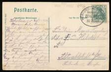 278698) DR Bahnpostblg. Herford - Altenbeken 1907