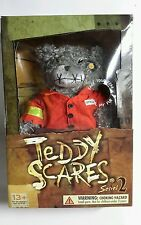 "Vintage TEDDY SCARLET Series 2 Plush Figure 12""-BOXED-FREE S&H(M922)"