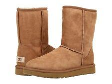 Para mujeres Zapatos ugg Clásico Corto II mitad de la pantorrilla botas 1016223 Castaño